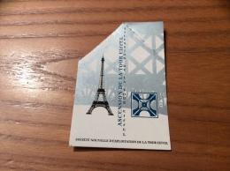 """Ticket D´entrée """"ASCENSION DE LA TOUR EIFFEL (enfant)"""" (Paris 75) - Tickets - Vouchers"""