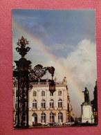 Dep 54 , Cpm NANCY , L'Arc En Ciel Sur La Place Stanislas , 84 (404) - Nancy