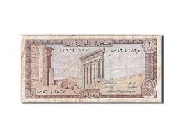 Lebanon, 1 Livre, 1964, KM:61a, 1964, TB - Liban