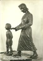 SERNAGLIA DELLA BATTAGLIA  TREVISO  Monumento Alla Mamma D´Italia  Bronzo Dello Scultore Carlo Balljana - Treviso