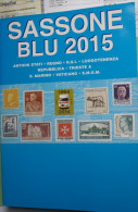 ITALIA 2015 - CATALOGO SASSONE BLU 2015 - Italia