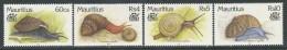 Mauritius, Jaar 1996, Slakken, Reeks, Postfris (MNH**), Zie Scan - Maurice (1968-...)