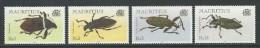 Mauritius, Jaar 2000, Kevers, Reeks, Postfris (MNH**), Zie Scan - Maurice (1968-...)