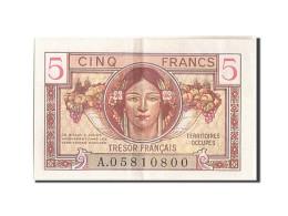 France, 5 Francs, 1947 French Treasury, 1947, KM:M6a, 1947, SUP+, Fayette:VF29.1 - Treasury