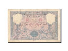 France, 100 Francs, 100 F 1888-1909 ''Bleu Et Rose'', 1889, KM:65a, 1889-10-1... - 1871-1952 Antichi Franchi Circolanti Nel XX Secolo