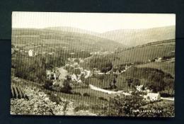 ISLE OF MAN  -  Laxey Glen  Unused Vintage Postcard - Ile De Man