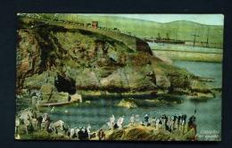 ISLE OF MAN  -  Douglas  Parr Skillio (?)  Unused Vintage Postcard - Man (Eiland)