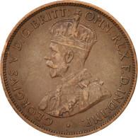 Australie, George V, 1/2 Penny, 1916, Non Applicable, SUP, Bronze, KM:22 - Victoria