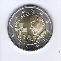 Estonia - 2 Euro Commemorativo Anno 2016 - Estonia