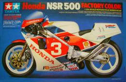 Honda NSR 500 Factory Color 1/12 ( Tamiya ) - Motorcycles