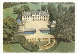 Cp, 27, Serquigny, Le Grand Château, écrite - Serquigny