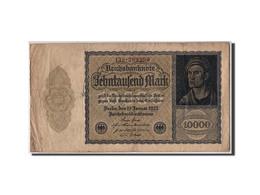 Allemagne, 10,000 Mark, 1922, KM:72, 1922-01-19, TB - [ 3] 1918-1933: Weimarrepubliek