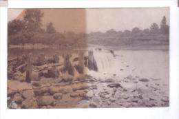 DECATUR IL Old Dam 1906   POST CARD - Etats-Unis