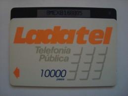 M�XICO - GPT - LADATEL 10000 PESOS - 8MEXB + B
