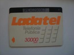 M�XICO - GPT - LADATEL 30000 PESOS - 9MEXC + B