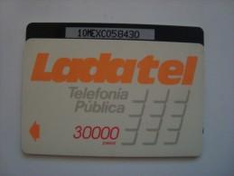 M�XICO - GPT - LADATEL 30000 PESOS - 10MEXC