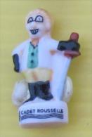 Fève  -  BG Bresse - Chanson Enfantine - Cadet Rousselle -  Réf AFF 2005 38 - Personnages