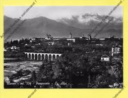 CPSM CUNEO Vue Générale 1965 ( Poste Italiane 30 Lire Superbe Oblitération ) TOP - Cuneo