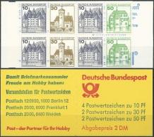 DEUTSCHLAND 1981 MI-NR. MARKENHEFT 22 Y K1 ** MNH (139) - [7] République Fédérale