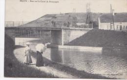 Braux. Pont Et Canal De Bourgogne - Non Classificati