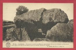 Wéris - Le Dolmen - Historique ( Voir Verso ) - Durbuy