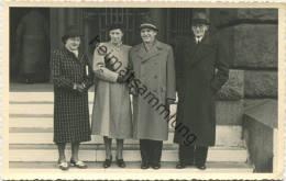 Oskar Just Und Frau - Rathaus Berlin-Charlottenburg 1940 - Austria