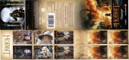 New Zealand 2014 The Hobbit, Battle Of 5 Armies Mint Booklet - Booklets
