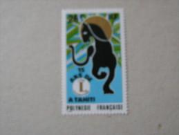 1975  POLYNESIE    P 104  * *    LIONS CLUB - Ongebruikt