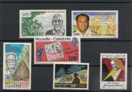 NOUVELLE CALÉDONIE Personnages Années 1994/98 Lot** - Neukaledonien
