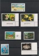 NOUVELLE CALÉDONIE  Flore Et Faune  Années 1991/97 Lot** - Lots & Serien