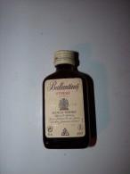 Mignonnette De Whisky Ballantine's Finest - Autres Bouteilles
