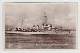 """° Contre-Torpilleur """"ADROIT"""" - Marine Militaire Française - édit. Léon BARRA - Marine De Guerre - Krieg"""