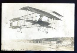 Cpa Carte Photo Du 62 Boulogne Sur Mer -- Photo Montage -- En Avion Biplan   JAN16 3 - Boulogne Sur Mer
