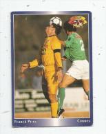 Carte De Collection , Official FOOTBALL Cards 1995 , PANINI , Cannes  N° 49 - Autres Jeux De Cartes