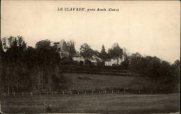 32 - AUCH - Le Clavary - Château - Auch
