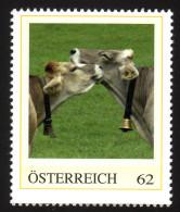 ÖSTERREICH 2013 ** Kühe, Cows - PM Personalized Stamp MNH - Kühe