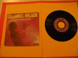 Dolames Mélodie, Bande Originale Du Film, Un Linceul N'a Pas D - 1975 - Voir  Photos, Disque Vinyle - 2 € Le Vinyle 45 T - Musica Di Film