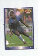 Carte De Collection , Official FOOTBALL Cards 1995 , PANINI , Lens  N° 68 - Autres Jeux De Cartes