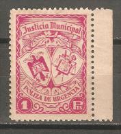 Viñeta Justicia Municipal 1 Pts - Spanien
