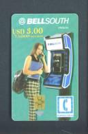 ECUADOR  -  Chip Phonecard As Scan - Ecuador