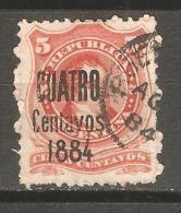 Sello Nº 50  Argentina - Gebraucht