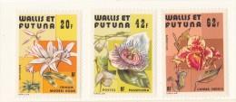 Wallis Et Futuna N° 238 à 240** - Wallis And Futuna