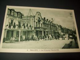 Halluin Douane - France