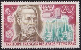 ⭐ Afars Et Issas - Poste Aérienne - YT N° 76 ** - Neuf Sans Charnière - 1972 ⭐ - Ongebruikt