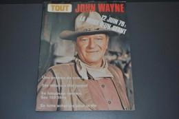 Revue Tout John WAYNE / Biographie - Filmographie - Cinema