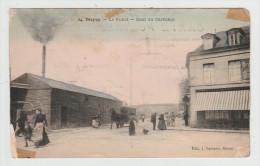 DIEPPE - Le Pollet - Quai Du Carénage - Carte Peu Courante, Vendue En L'état - édit. J. Lesueur, N°24 - Dieppe