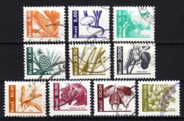 BRASILIEN 1980-84 - Landwirtschaftliche Produkte - Landwirtschaft