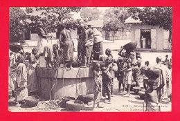 E-Senegal-412A64  Les Femmes Au Puits,  Cpa Fortier BE - Senegal