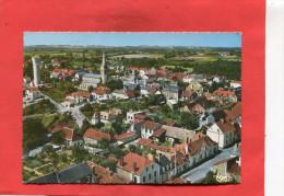 GARLIN /ARDT PAU    1950    VUE GENERALE   CIRC OUI EDIT - France