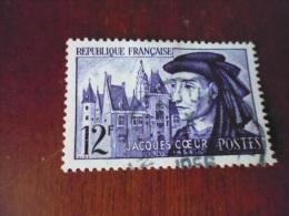 FRANCE TIMBRE OBLITERATION CHOISIE   YVERT N°1034 - Frankreich